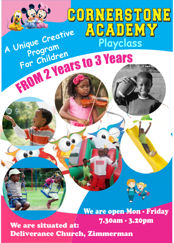 We have vacancies for our play class(2yrs - 3yrs 5 months).
